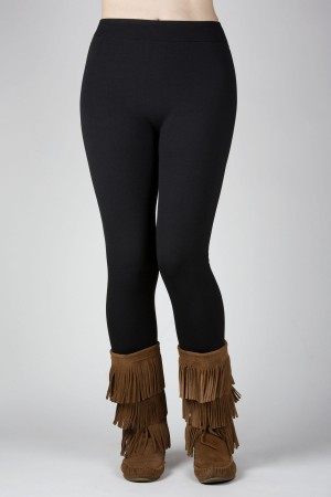 TruFigure Seamless Fleece Brushed Leggings