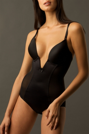 Va Bien Low Plunge Body Briefer