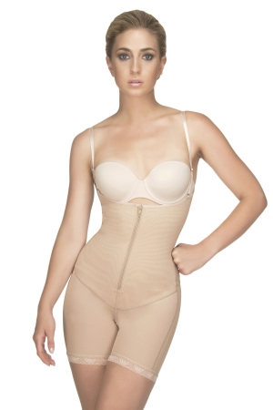 d661f414ab Vedette Gaelle Mid-Thigh Post-Surgical Girdle 153
