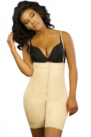 Vedette Jade Strapless Mid-Thigh Body Shaper