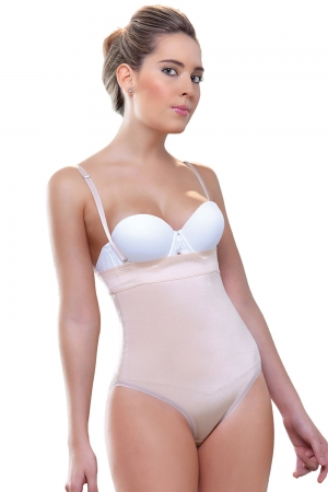 Vedette Julie Strapless Thong Shapewear