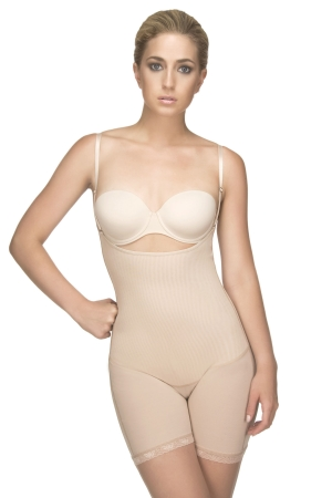 Vedette Nina Medium Control Mid-Thigh Girdle