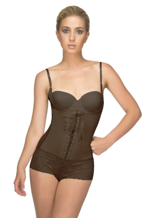 Vedette Tatienne Body Suit with Valencian Lace Panty