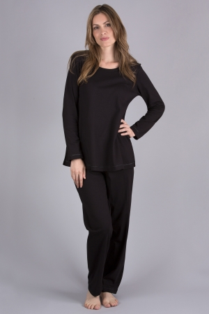 Verena Opus Long Pajama with Long Sleeves