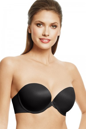 84aa1abbce2f1 Wacoal Amazing Assets Strapless Push Up Bra 854220