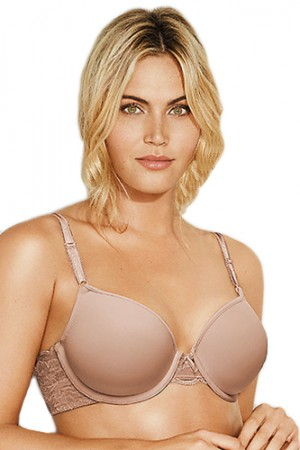 Wacoal Fire and Lace Contour Bra