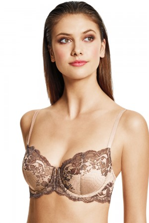 Wacoal Lace Affair Underwire Bra 851256