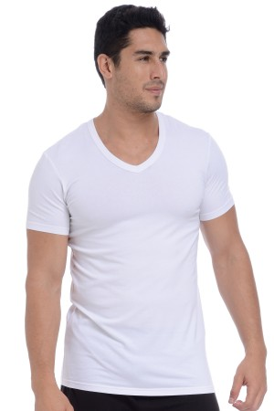 Wood Underwear V-Neck Undershirt