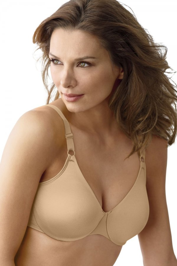 Bali Powershape Back Smoothing Minimizer Underwire Bra 3474 | Bras