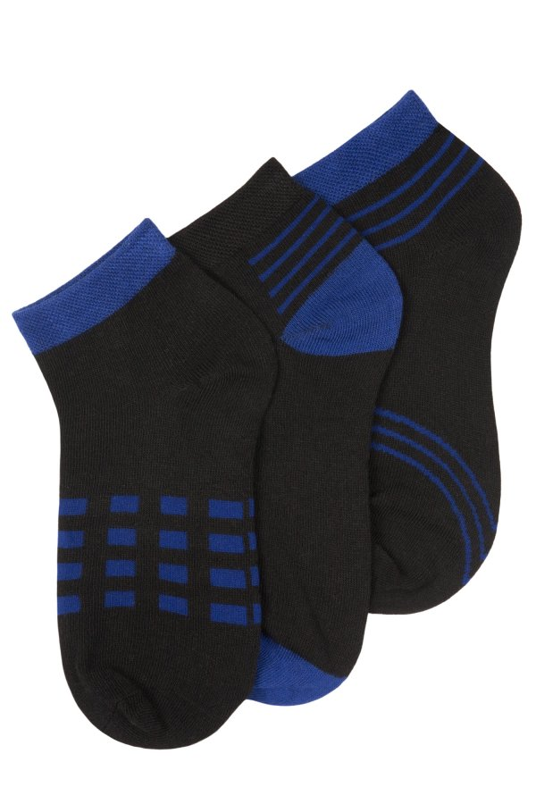 Beverly hills polo club low cut men s socks 3 pairs bh 660 3 011