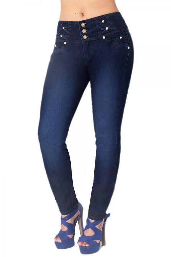Classic Shapewear Brazilian Butt Lift Jeans 13031 | Women's