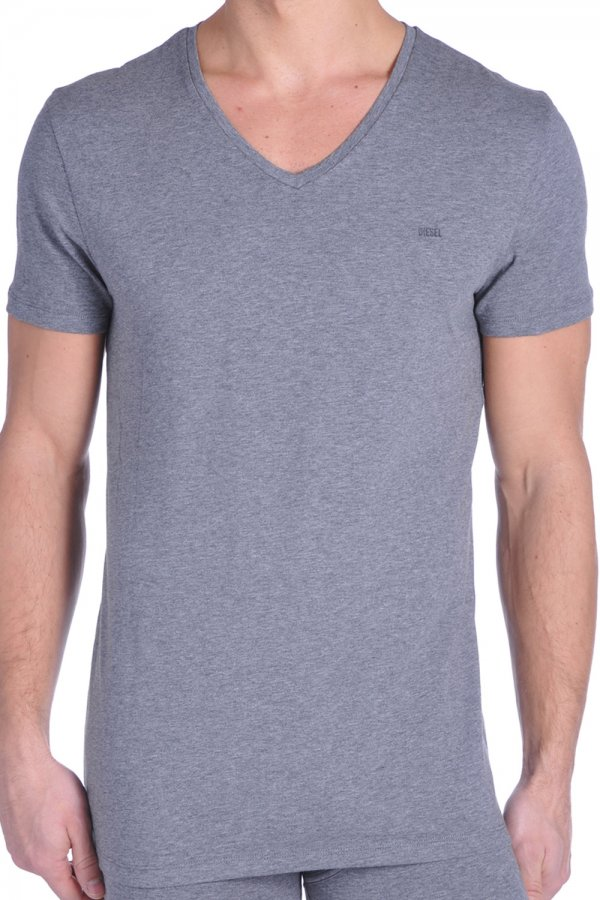 Diesel UMTEE Michael V-Neck T-Shirt 00CG2600AOW | Men's