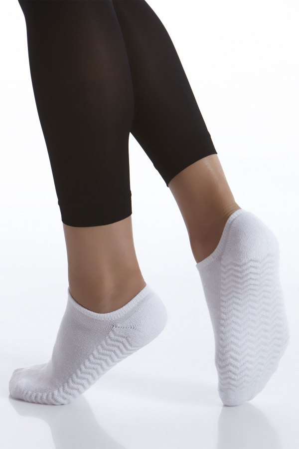 Kushyfoot No Show Athletic Sock 2-Pack - Kushyfoot No Show Athletic Sock 2-Pack 3494 Women's