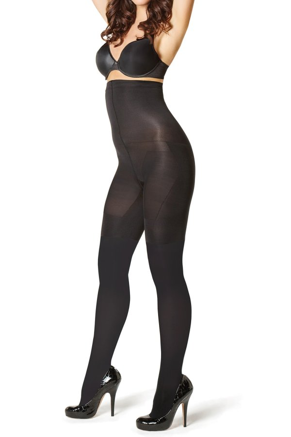 shatobu high waist shaping tights 12703a women 39 s. Black Bedroom Furniture Sets. Home Design Ideas