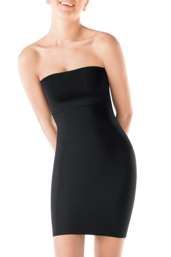 Spanx Hide & Sleek Strapless Full Slip 077A | Women's