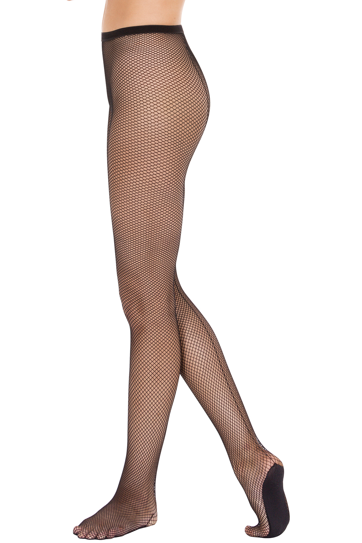 Back Seam w/ Bow Fishnet Stockings | Fishnet stockings